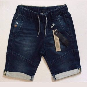 IKKS* cm122 (7Y) YOUTH Denim Short, New with TAGS*